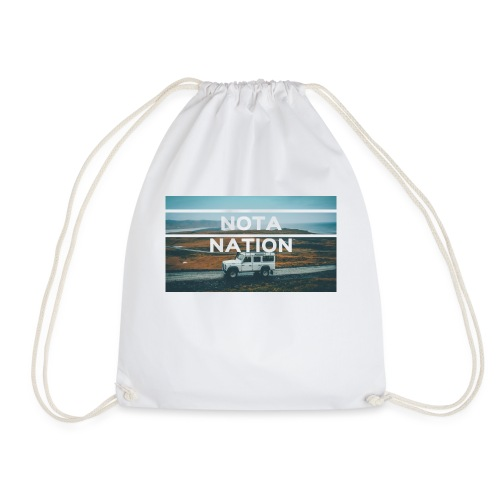 Nota Nation - Drawstring Bag