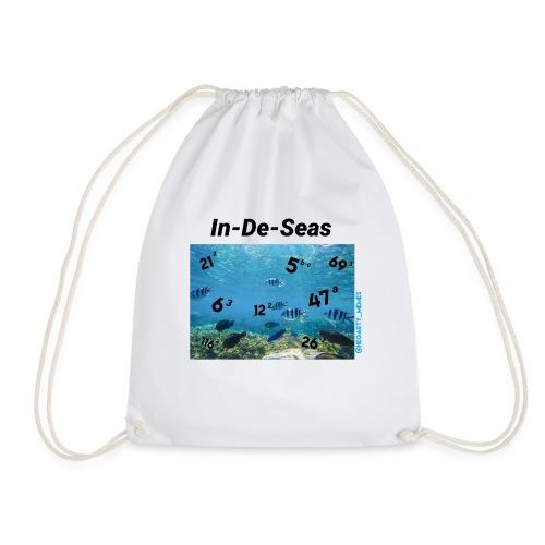 In-De-Seas - Drawstring Bag