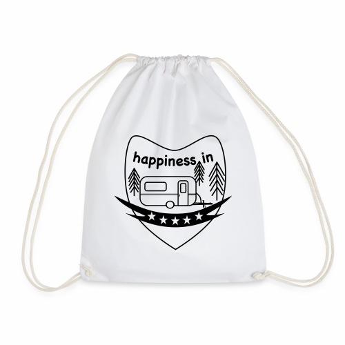 Happy Camper - Turnbeutel