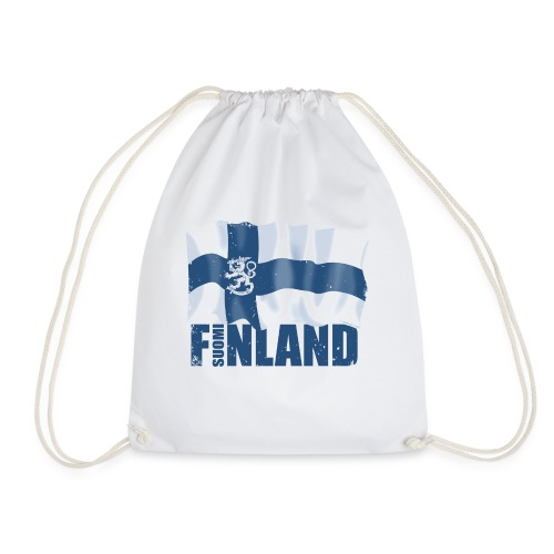 01-SUOMI LEIJONALIPPU - FINLAND LION FLAG - Jumppakassi