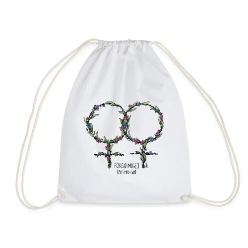 Fettmedgay - Drawstring Bag