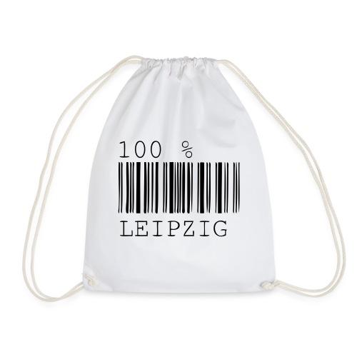 100 % Leipzig - Turnbeutel