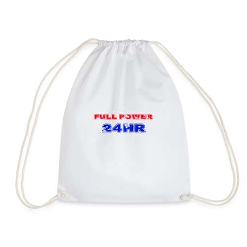Full Power 24 HR - Drawstring Bag
