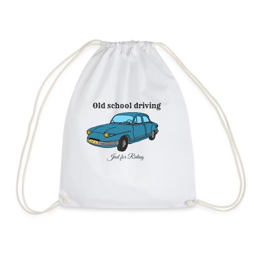 Old school driving - Sac de sport léger