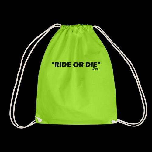 Ride or die (noir) - Sac de sport léger