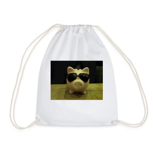 Cool dude - Drawstring Bag