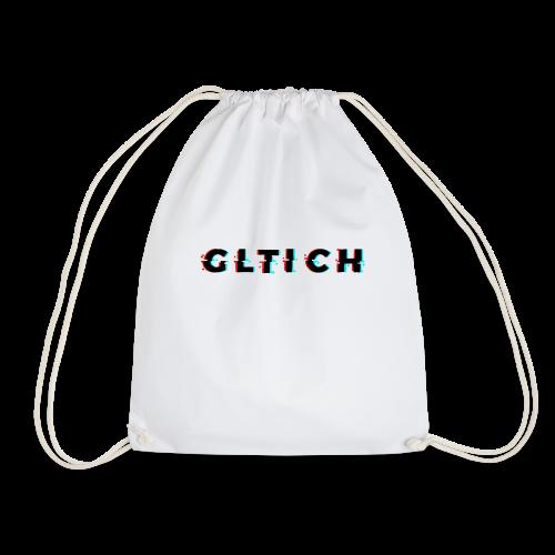 Glitch - Drawstring Bag