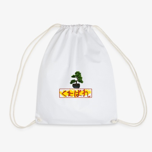Bonsai boi - Drawstring Bag