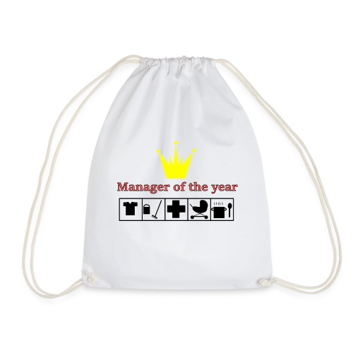 Manager of the year - Turnbeutel