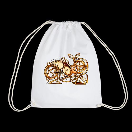 Celtic Rat - Drawstring Bag