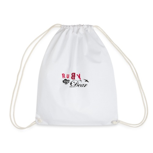 Logo Ruby My Dear 2 Green - Sac de sport léger