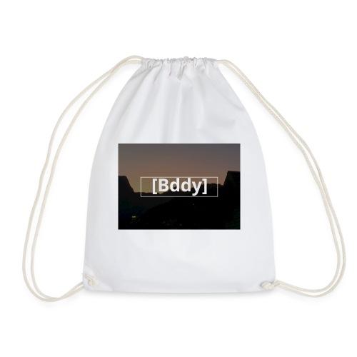 Bddyclan logo - Turnbeutel