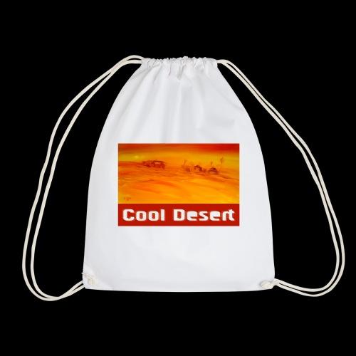 Cool Desert Sahara Motiv - Turnbeutel