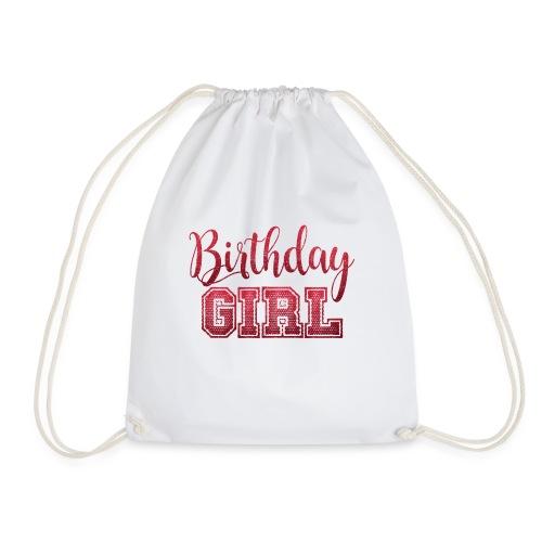 Geburtstagsgeschenk - Turnbeutel