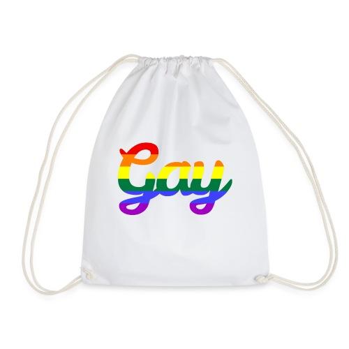 Gay - Turnbeutel