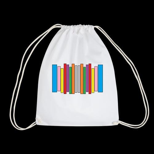 No Judgement Colour Bar - Drawstring Bag