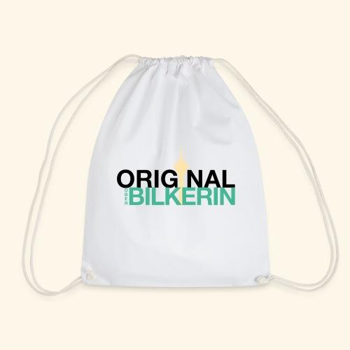 Original Oberbilkerin - Turnbeutel