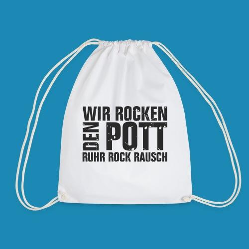 Pottschwarz - Turnbeutel