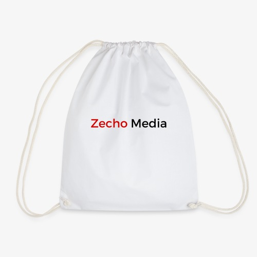 Zecho Media - Drawstring Bag