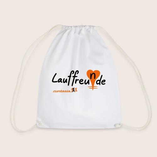 Lauffreu(n)de - Turnbeutel