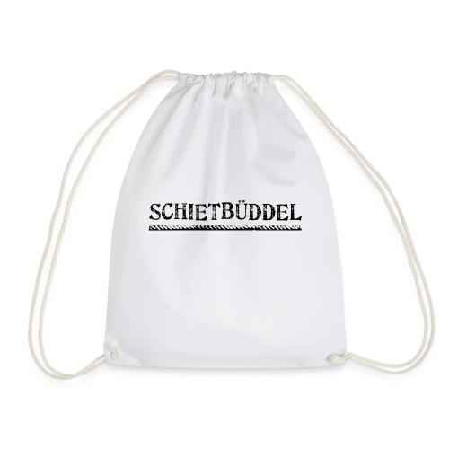 schietbueddel - Turnbeutel