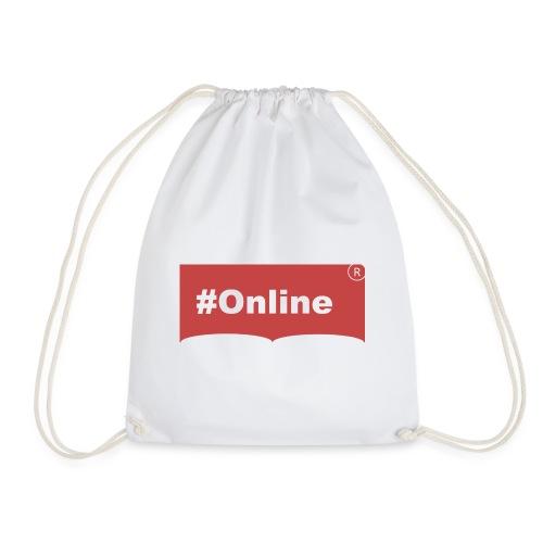 #Online - Turnbeutel