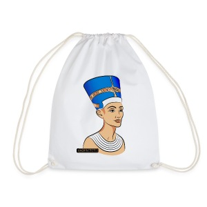 Nefertiti - Nofretete - Turnbeutel