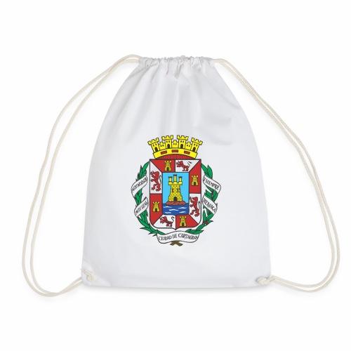 Escudo Cartagena - Mochila saco