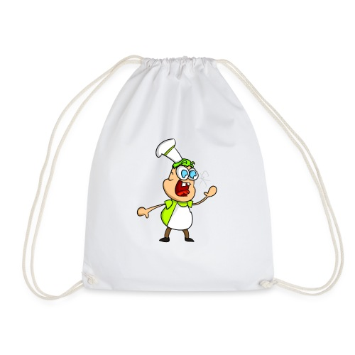 BombStory - Cartoonish Joe - Drawstring Bag