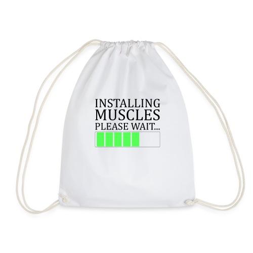 Installing muscles - Sac de sport léger
