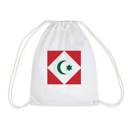 berber vlag - Gymtas
