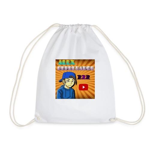 CAMISETA LOGO DEL CANAL - Drawstring Bag