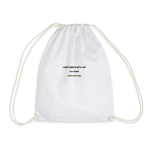 GAMER - Drawstring Bag