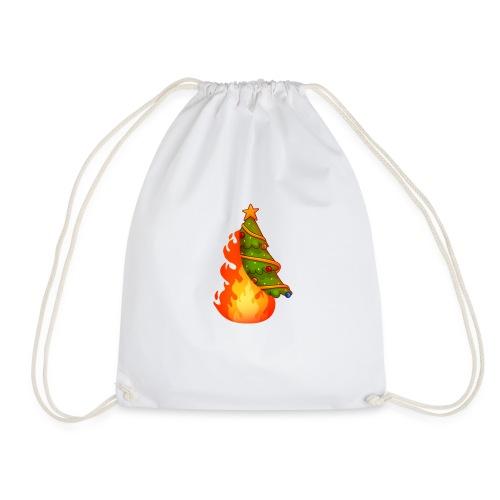 Christmas Flame - Sacca sportiva