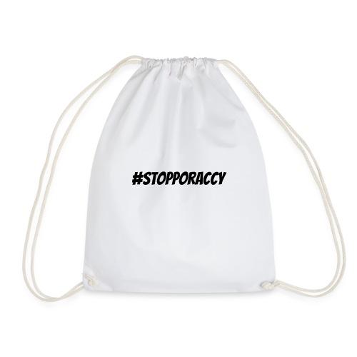 Stop Poraccy - Sacca sportiva