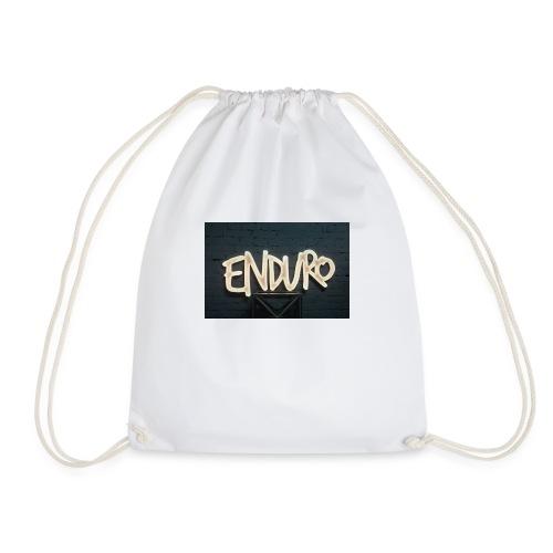 Koszulka z logiem Enduro. - Worek gimnastyczny