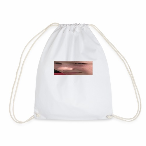 Lad Face - Drawstring Bag