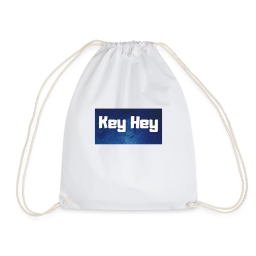 Key Hey Logo - Turnbeutel