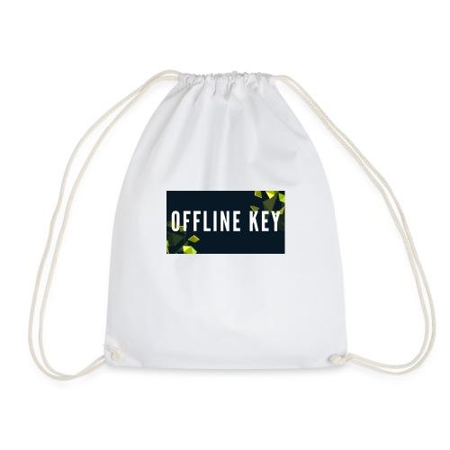 Offline Logo - Turnbeutel