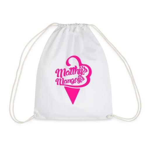 Matthijs Mangoijs Pink Women - Gymtas