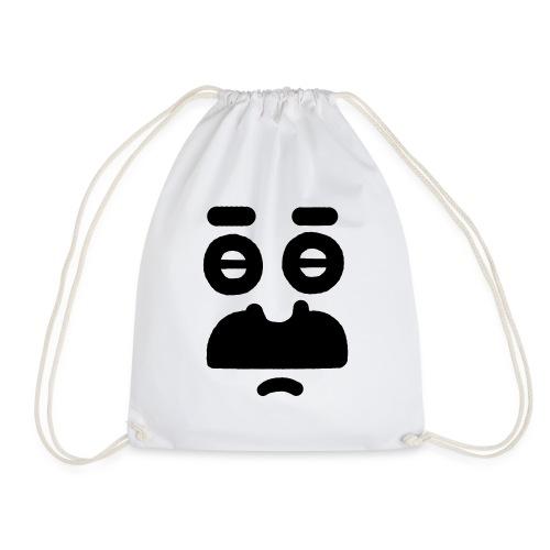 Helmi the Face – Nr. 08 - Drawstring Bag