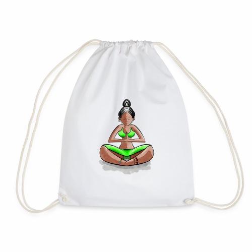 Simran Meditation - Drawstring Bag