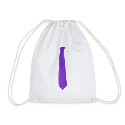 Purple Tie - Sac de sport léger