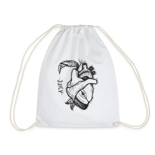Apple Heart B - Mochila saco