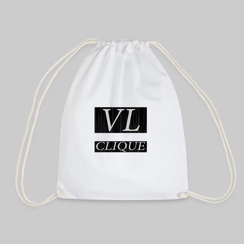 VL CLIQUE - Slim fit T-shirt - Gymnastikpåse