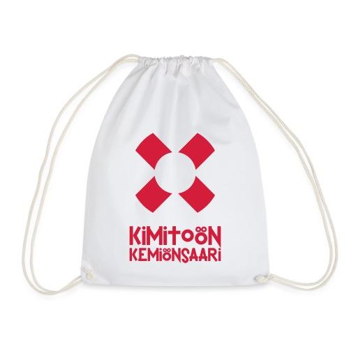 Livboj: Kimitoön (röd text) - Jumppakassi