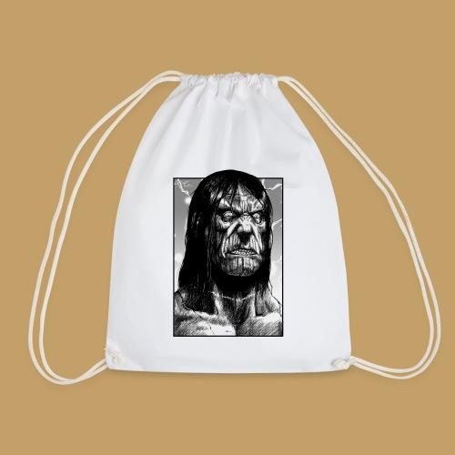 Frankenstein's Monster - Worek gimnastyczny