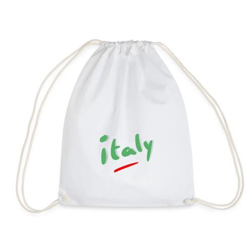 italy - Mochila saco