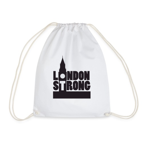 London Strong III - Drawstring Bag