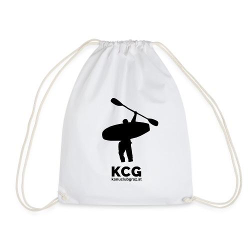 KCG schwarz - Turnbeutel